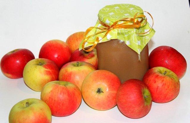 Reseptikuva: Omenahillo 1