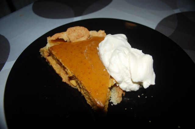 Reseptikuva: Kurpitsapiiras & kurpitsalyhty - Pumpkin Pie & Jack-o-Lantern 14