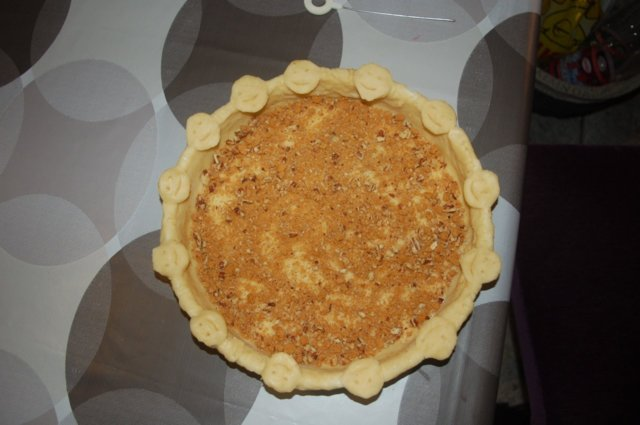 Reseptikuva: Kurpitsapiiras & kurpitsalyhty - Pumpkin Pie & Jack-o-Lantern 11