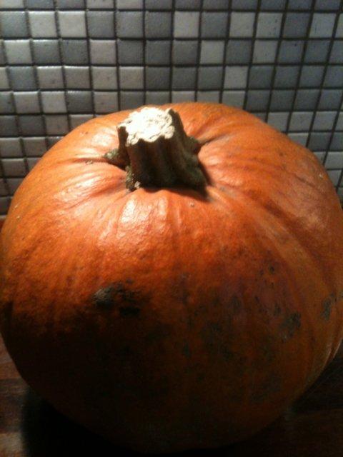 Reseptikuva: Kurpitsapiiras & kurpitsalyhty - Pumpkin Pie & Jack-o-Lantern 2