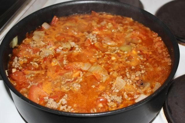 Reseptikuva: Chili Con Carne 2