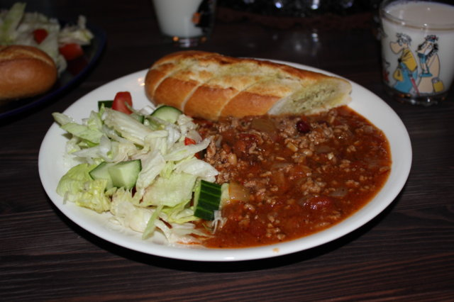 Reseptikuva: Chili Con Carne 3