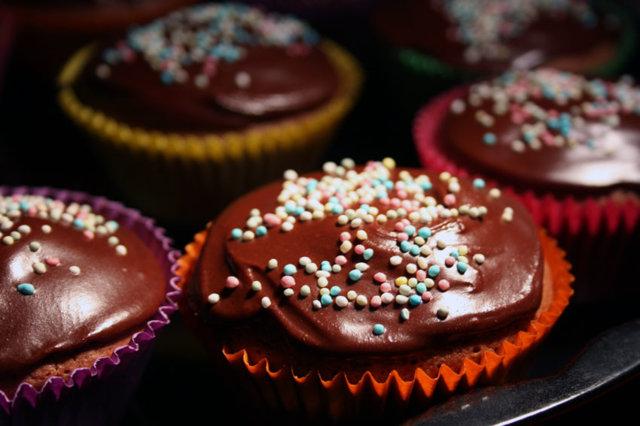 Pätkis-muffinssit