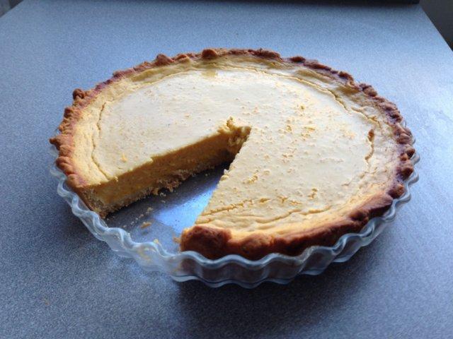Muarin Pumpkin Pie (21.9.08)
