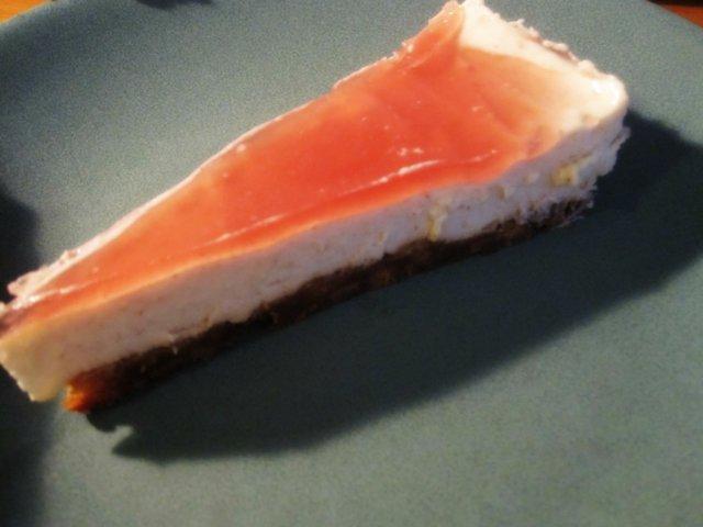 Reseptikuva: Gatzupin joulunmakuinen juustokakku 2