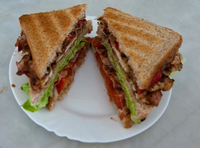 Chicken BLT 1