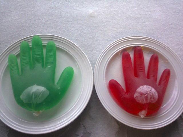 Kädet boolissa (Halloween) 1