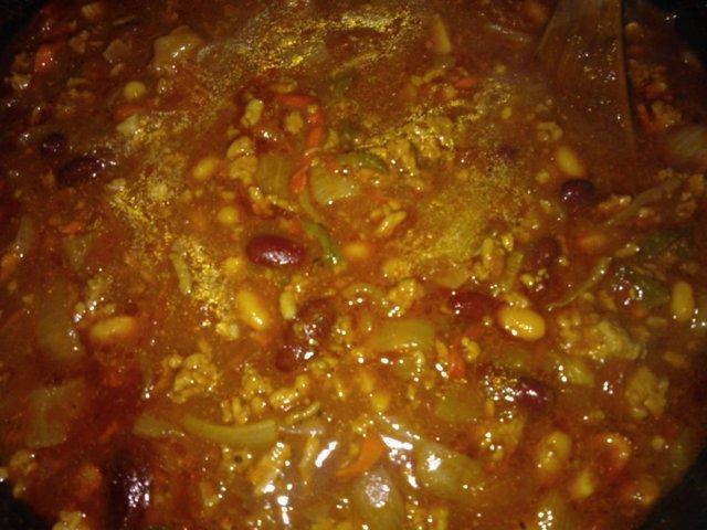 Reseptikuva: Chili Con Carne 1