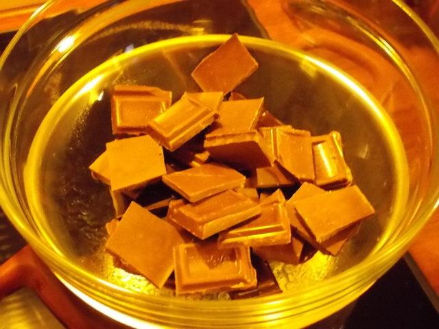 Jäädytetty suklaamarenkikakku (gluteeniton)
