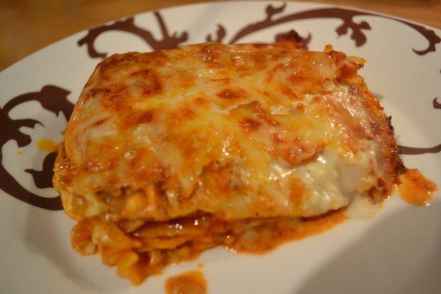 Herkullinen Lasagne 1