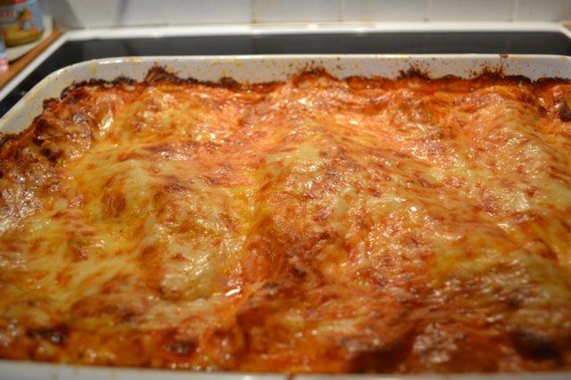 Herkullinen Lasagne 2