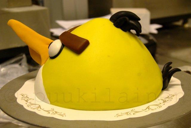 Angry Birds-kakku