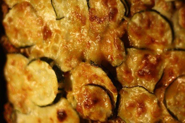 Kesäkurpitsa-peruna-moussaka 1