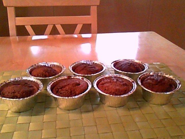 Suklaa Muffinssit 2