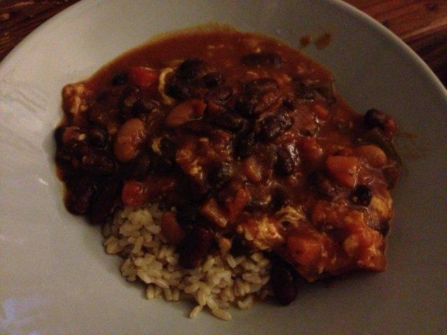 Reseptikuva: Mehevä Chili con carne 3