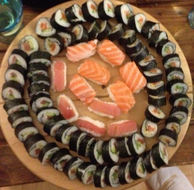 Reseptikuva: Sushi - rullat & nigiri 4