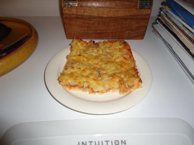 Reseptikuva: Pellillinen pizzaa 1