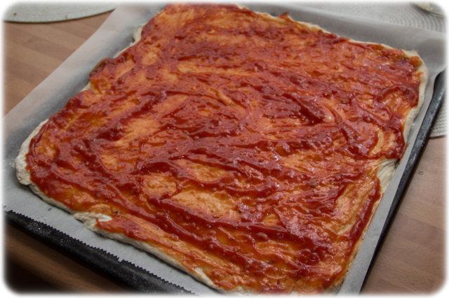 Reseptikuva: Soijapizza 5