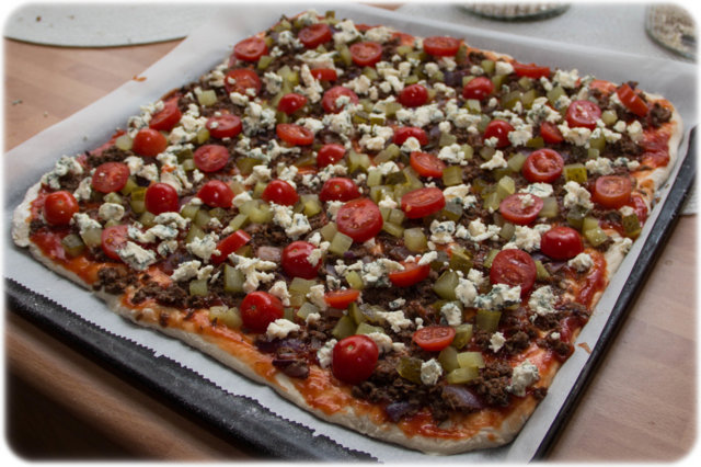 Reseptikuva: Soijapizza 4