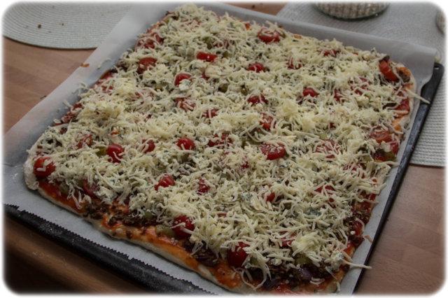 Reseptikuva: Soijapizza 3