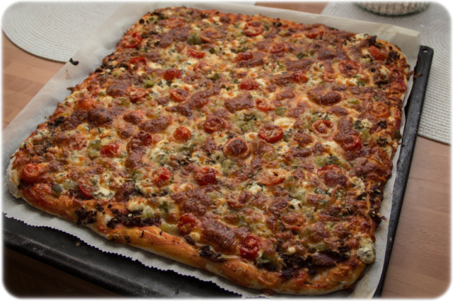 Reseptikuva: Soijapizza 2