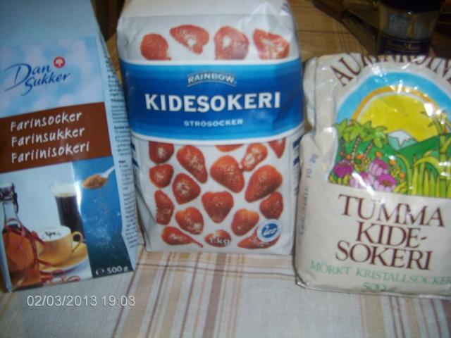 Sokeria, sokeria 1