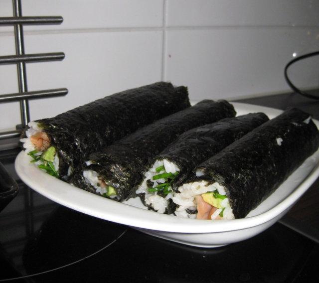 Reseptikuva: sushi (aloitus setti) 1