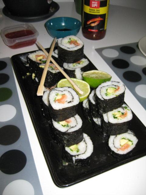 Sushi Aloituspakkaus