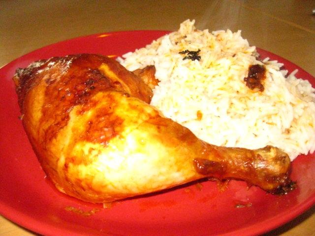 Kanaa ja riisiä 1