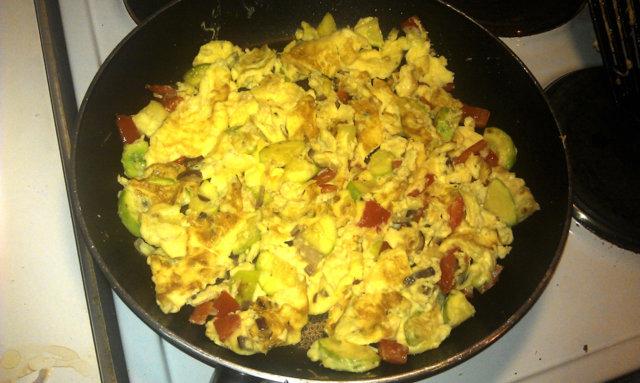 Riga omeletti 3