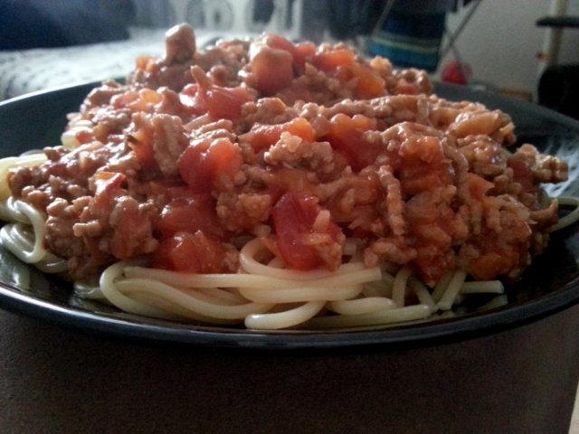 Tomaattinen pastakastike 2