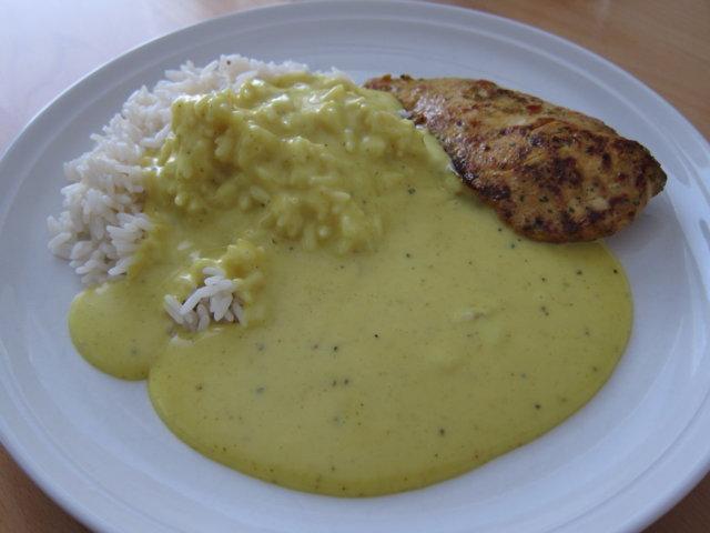 Currykastike kanalle 1