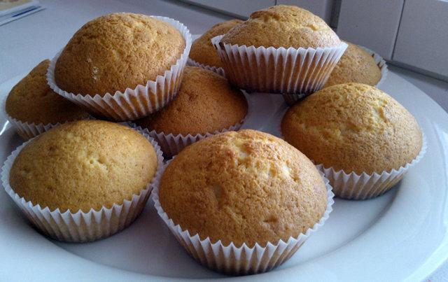 Gluteeniton Muffini
