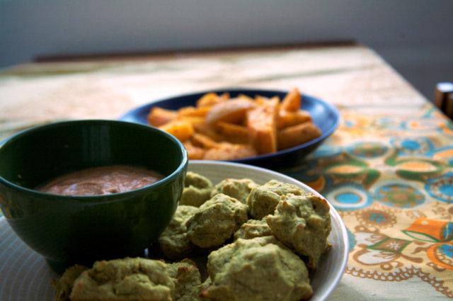 Reseptikuva: Papupullat, lantturanskikset ja salsa 1