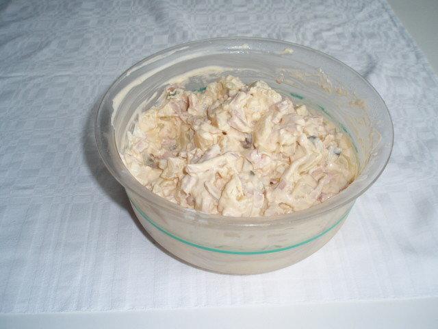 Reseptikuva: Mausteisempi perunasalaatti 1