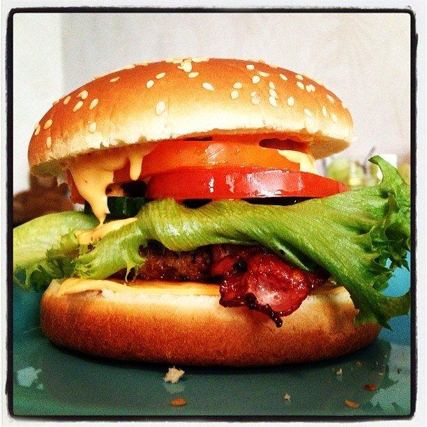 Reseptikuva: Huippuhyvä burgeri! 1