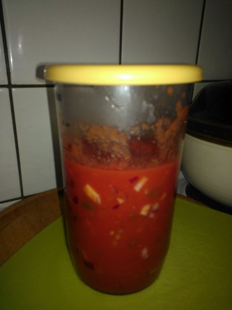 Reseptikuva: Nopea salsa 2