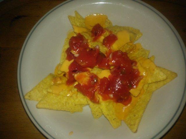 Reseptikuva: Nopea salsa 1