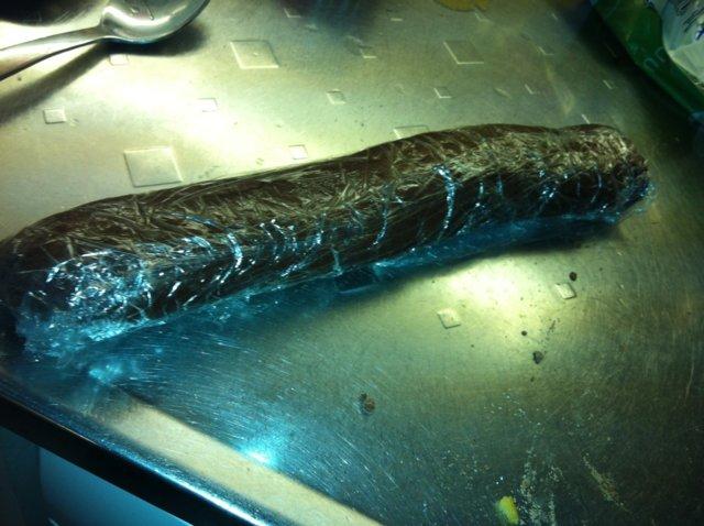 Suklaa-Hasselpähkinäpiirakka 5