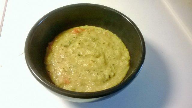 Reseptikuva: Linssi-polentamuhennos (vegaani) 1