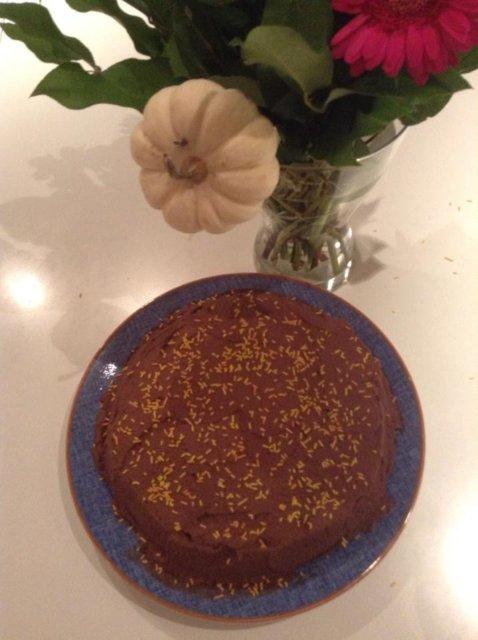 Reseptikuva: Paholaisen suklaakakku 1