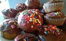 Mokkapala muffinit 1