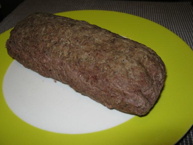 Hirvenliha Kebab