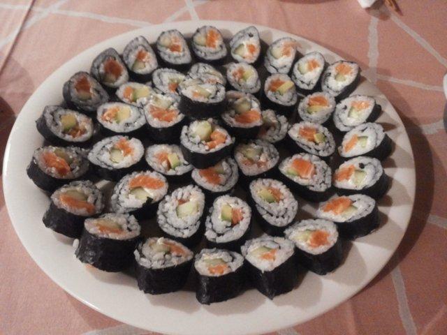 Reseptikuva: Sushi - rullat & nigiri 3