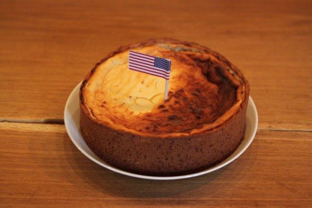 Amerikkalainen juustokakku 4