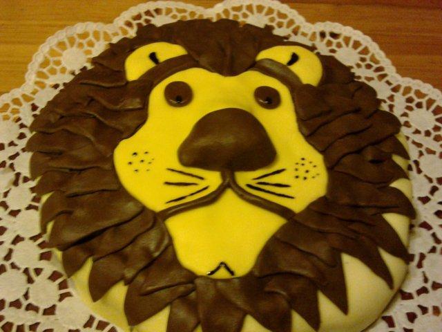 Leijona Suklaakakku 3