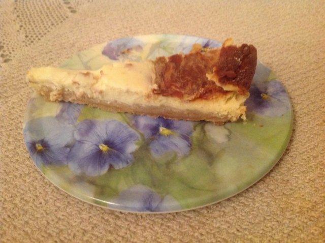 Keith Armstrongin juustokakku 3