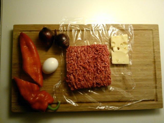"Lihapullat ""Savory Cheese"""