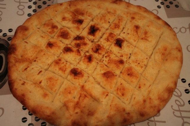 Ihana turkkilainen leipä 1