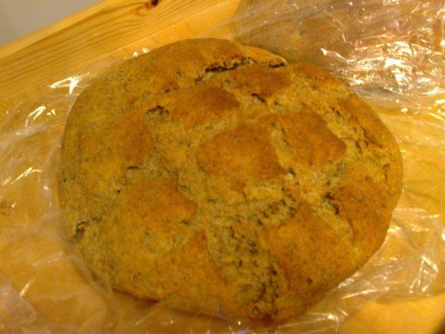 Reseptikuva: Tumma maalaisleipä 1